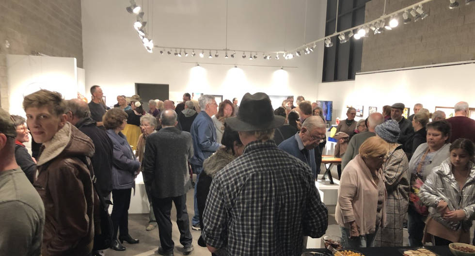 Opening Reception Student Exhibit 2019