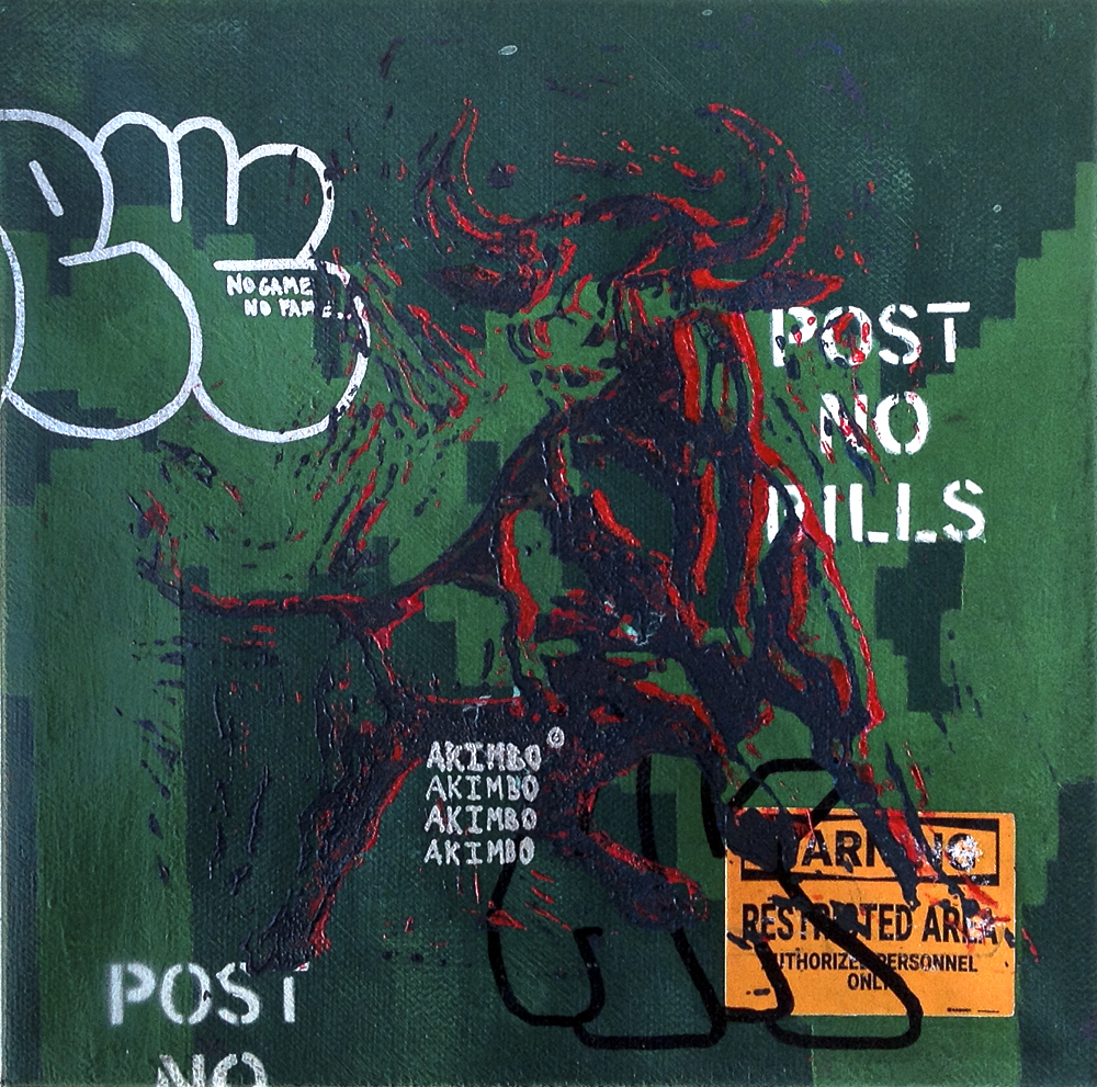 Title: Post No Bills