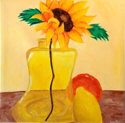 Title: Yellow Zest