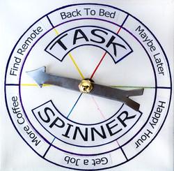 Title: Task Spinner