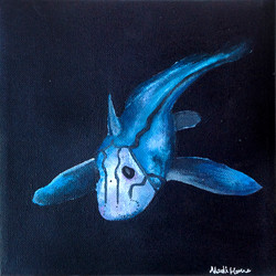 Title: Fish in the Deep