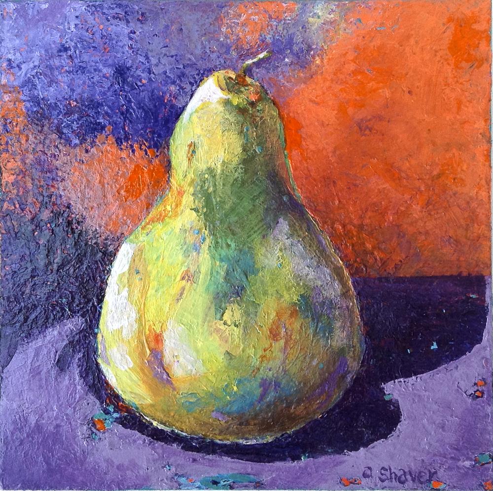 Title: Pear III