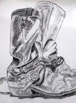Title: Carl's Boots