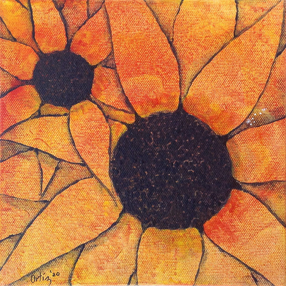 Title: Sunflowers