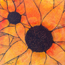 Title: Sunflowers