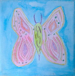 Title: Butterflies are Free