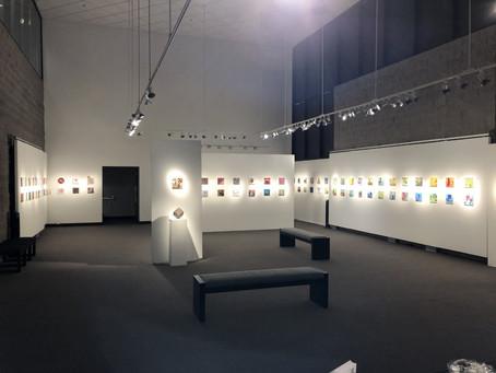 8x8 Silent Auction Fundraiser Exhibition