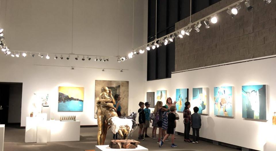 Friends Exhibit 2019