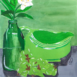 Title: Green Days