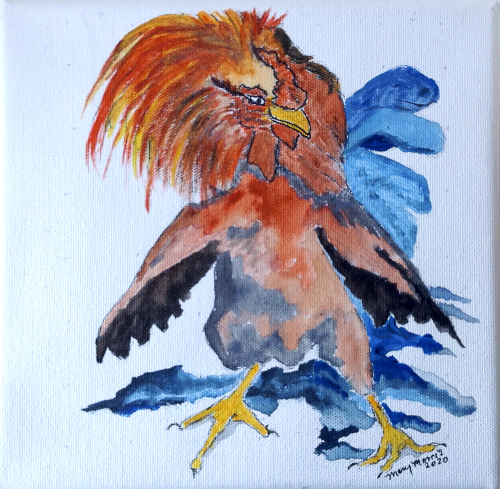 Title: Ready Rooster
