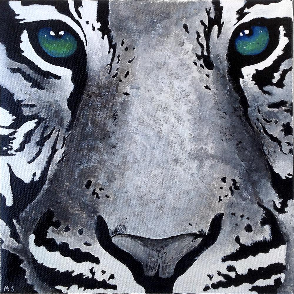 Title: White Tiger