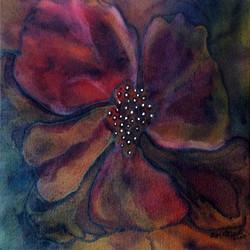Title: Night Flower
