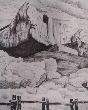 Title: Picketpost Mountain
