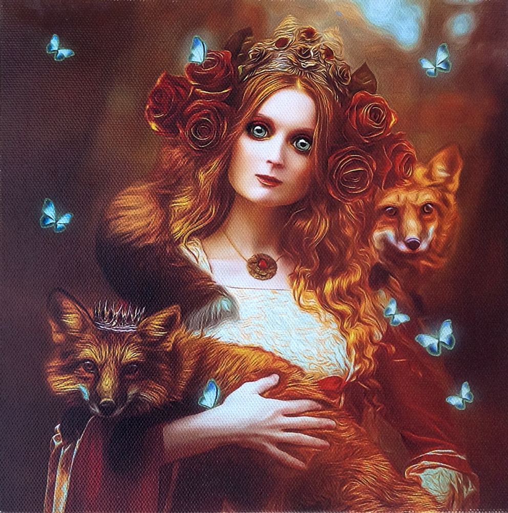 Title: The Fox Queen