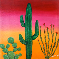 Title: Cactus