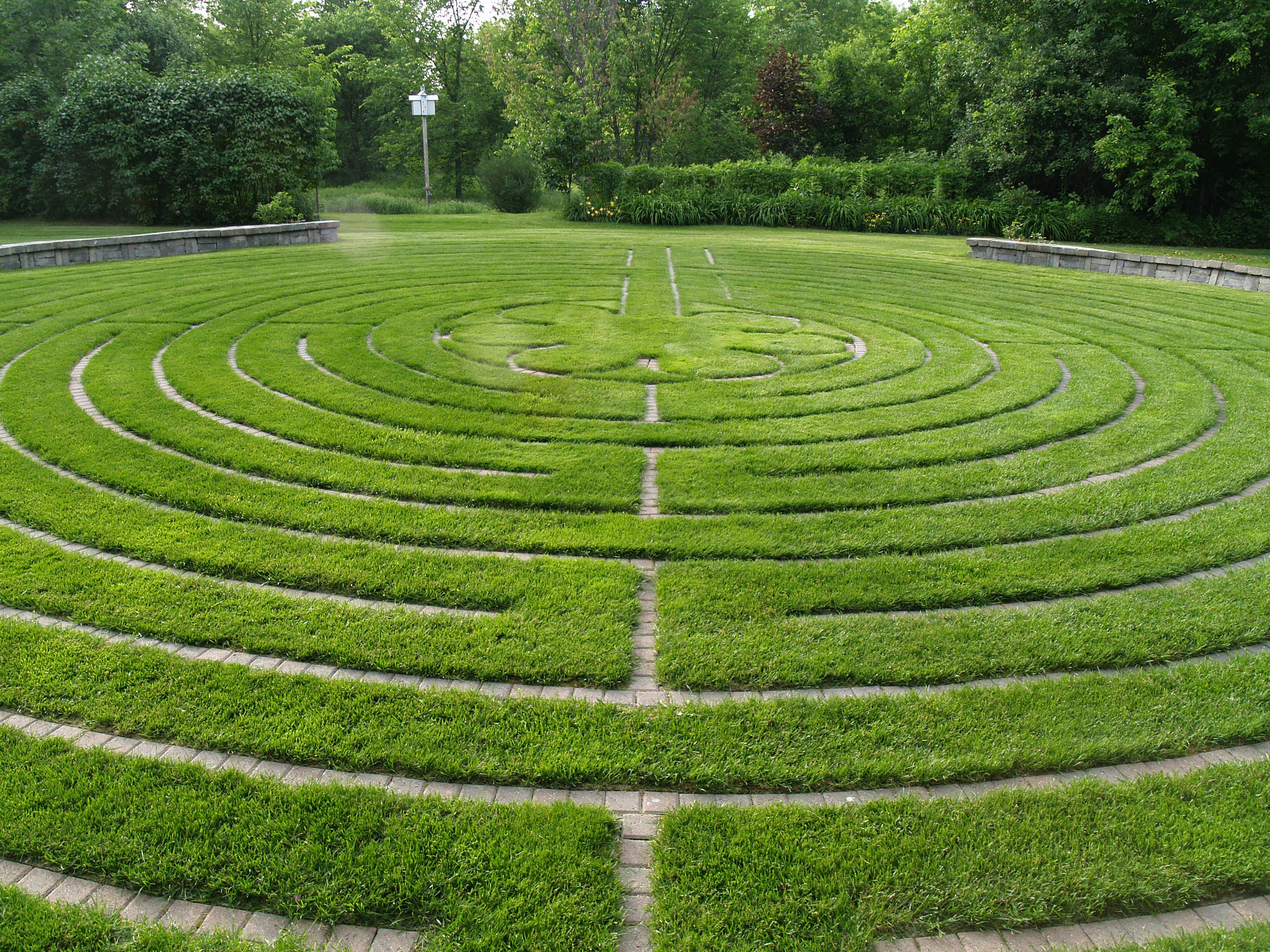 home page Richmond grass Labyrinth