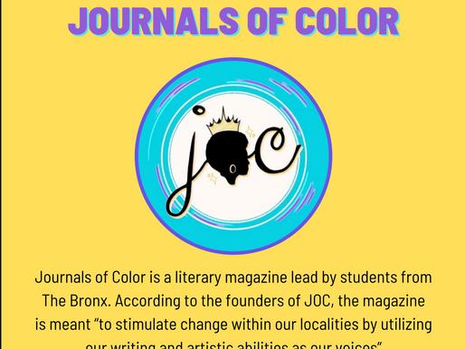 Organization Spotlight: Journals of Color