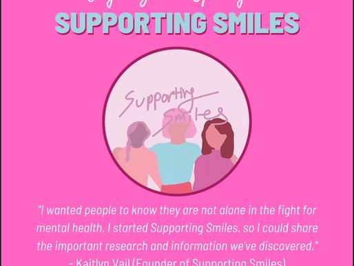 Organizational Spotlight: Supporting Smiles