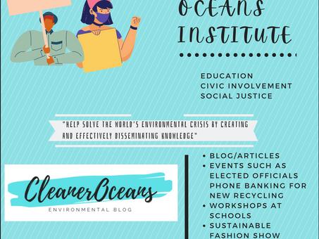 Cleaner Oceans Institute NYC