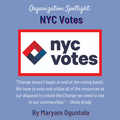 NYC Votes: Ranked Choice Voter Education