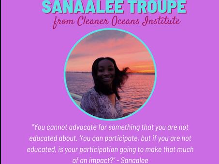Activist Spotlight: Sanaalee T