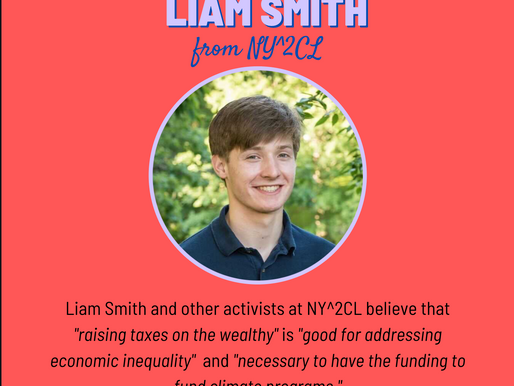 An Interview with Liam Smith from NY^2CL