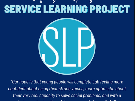 Service Learning Project (SLP) Online Summer and After School Labs Project