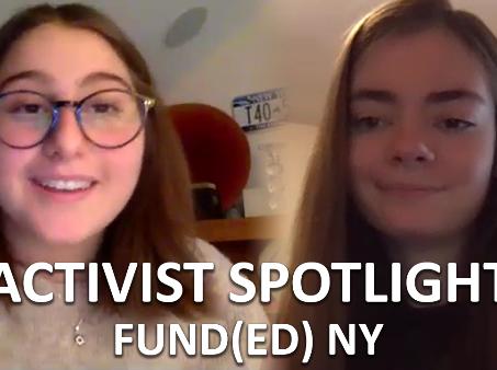 Activist Spotlight: Martine and Lea