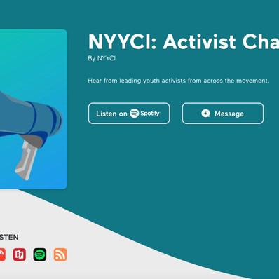 YCI Activist Chats: Movement Correspondents