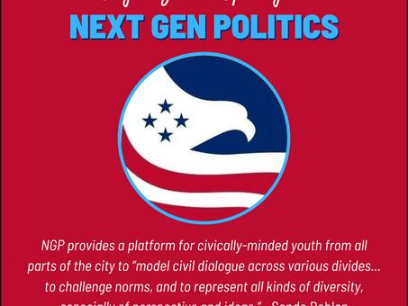 Organization Spotlight: Next Generation Politics