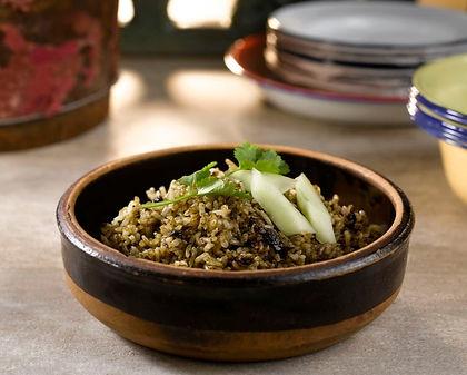 Teochew Olive Rice