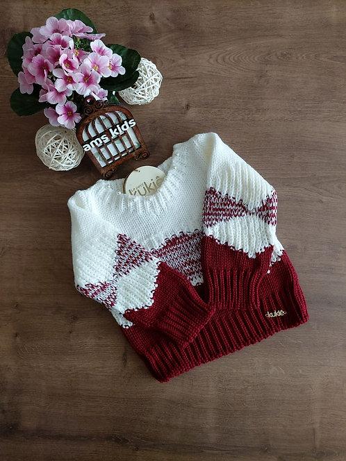 Blusão de tricot