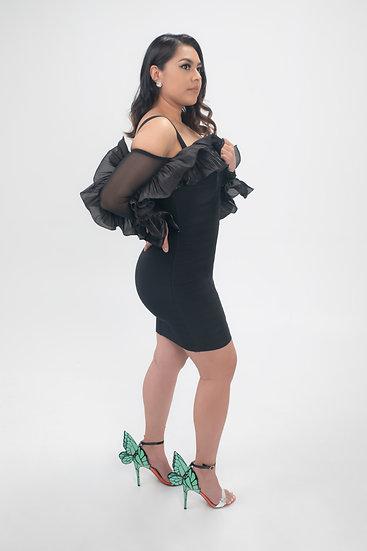 Contour Bandage Dress