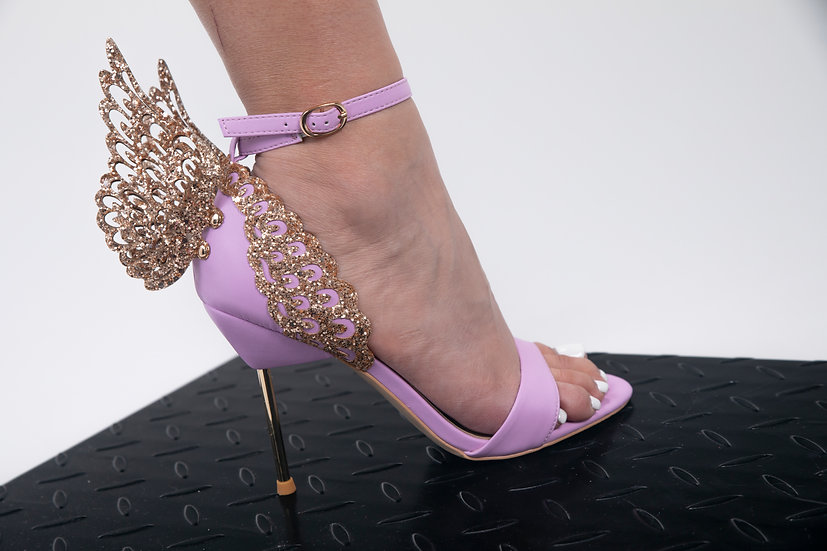 Make A Statement Pink Sandal