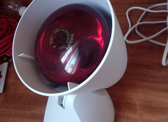 Beurer infrared heating lamp