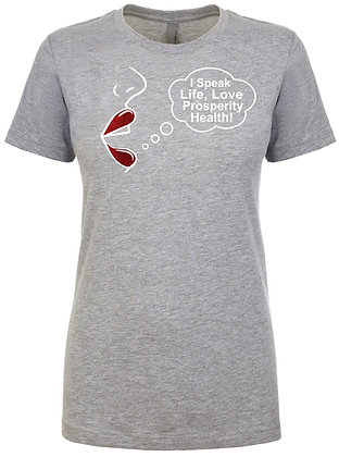 Speak Life T-shirt