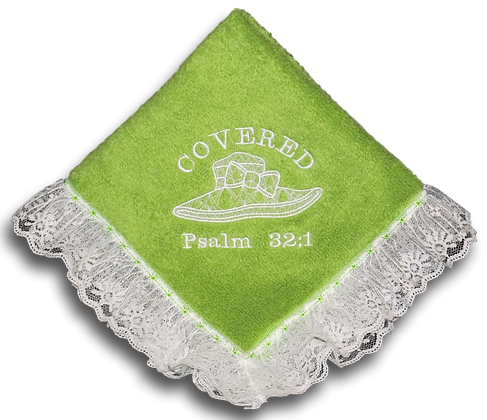 """""""CoveredEmb"""" FANCY TOWEL"""