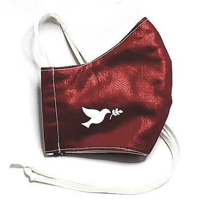 Brilliant Red Hope Masks