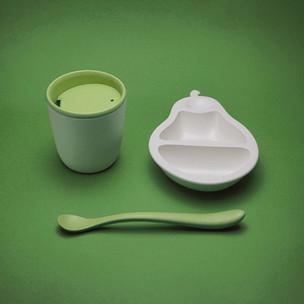 初めての食器セット(離乳食)