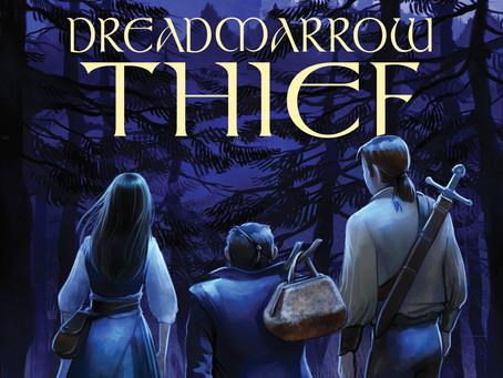 Dreadmarrow Thief in Bookstores