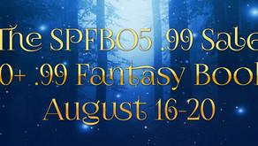 Fantasy Book .99 Sale!