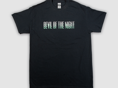 Devil of the Night - Tees
