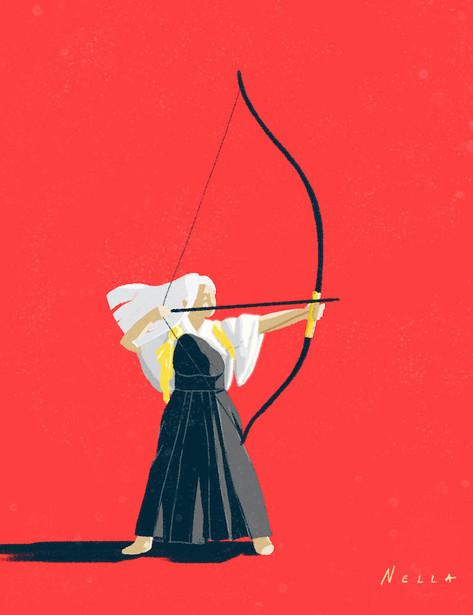 Archer CharacterDesign