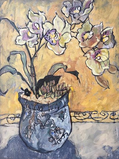 L444. Orchid