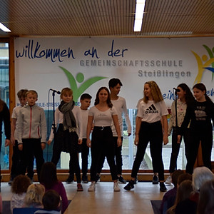 Winterzauber - Schulfest mal anders