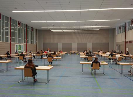 Seeblickhalle als Prüfungsort