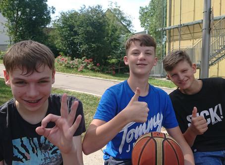 Basketballturnier der SMV