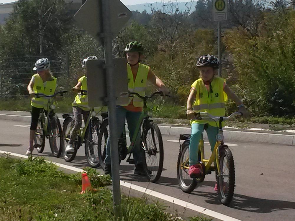 Fahrradprüfung Nicht Bestanden