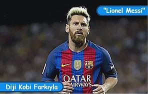 Lionel Messi ve Azmin Zaferi