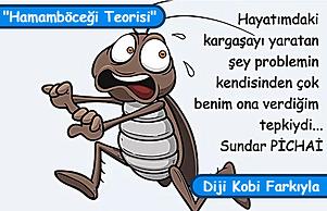 Hamamböceği Teorisi